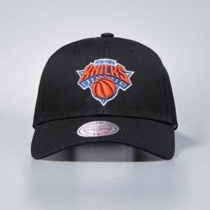 Mitchell & Ness snapback New York Knicks black Team Logo Low Pro