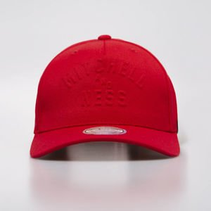 Mitchell & Ness snapback Own Brand red Deboss Snapback