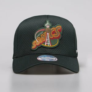 Mitchell & Ness snapback Seattle Supersonics green Icon Snapback