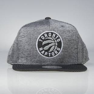 Mitchell & Ness snapback Toronto Raptors black Space Knit PU Visor