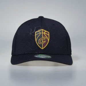 Mitchell & Ness snapback cap Cleveland Cavaliers navy Debossed Stretch SB