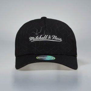 Mitchell & Ness snapback cap Own Brand black Debossed Stretch SB