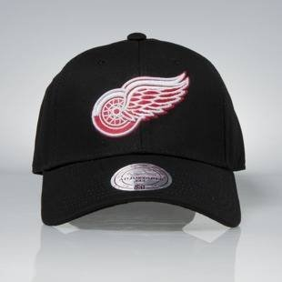 Mitchell & Ness strapback Detroit Red Wings black Team Logo Low Pro