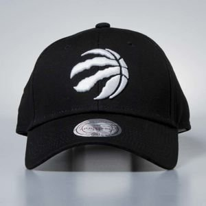 Mitchell & Ness strapback Toronto Raptors black Team Logo Low Pro