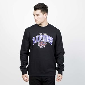 Mitchell & Ness sweatshirt Toronto Raptors Crewneck black Team Arch