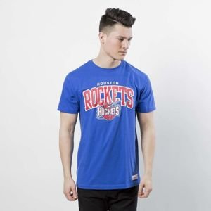 Mitchell & Ness t-shirt Houston Rockets royal Team Arch
