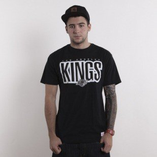 Mitchell & Ness t-shirt Los Angeles Kings black Retro Blur