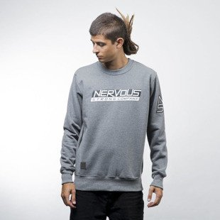 Nervous Crewneck Fa16 Line grey