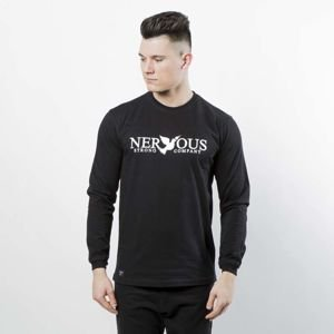 Nervous longsleeve Nervous SP18 Classic black