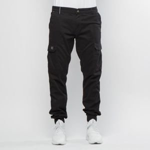 Nervous pants Jogger Cargo black