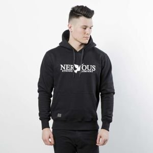 Nervous sweatshirt Hood SP18 Classic black