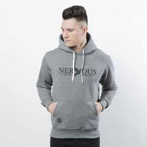 Nervous sweatshirt Hood SP18 Classic grey