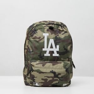 New Era Los Angeles Dodgers Backpack woodland camo