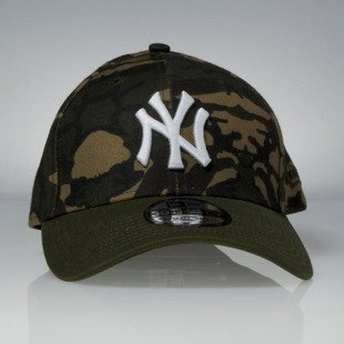 New Era cap New York Yankees Camo Team Stretch camo / white