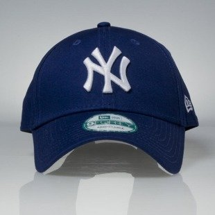 New Era strapback New York Yankess 940 League Basic royal