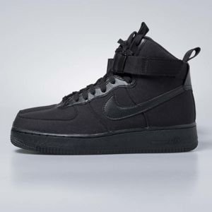 Nike Air Force 1 High '07 Canvas black / black - anthracite AH6768-001