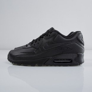 Nike Air Max 90 Leather black / black (302519-001)