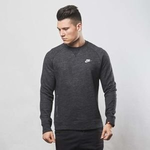 Nike NSW Legacy Crewneck black heather 805055-032