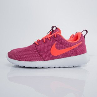 Nike Roshe One deep garnet / bright crimson - pure platinum (511882-662)