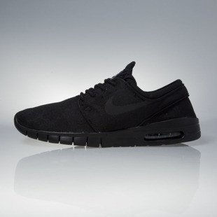 Nike SB Stefan Janoski Max Premium black / black-photo blue-white (807497-004)