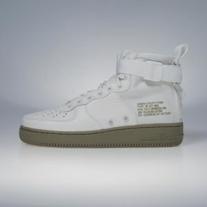 Nike SF Air Force 1 Mid ivory / ivory - neutral olive 917753-101