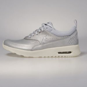 Nike WMNS Air Max Thea Premium Leather metallic platinum / pure platinum 904500-004