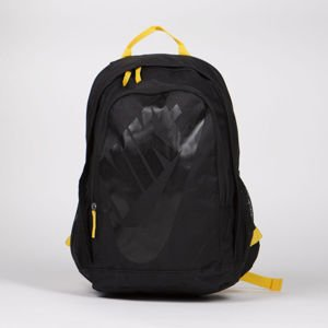 Nike backpack Hayward Futura BKPK Solid black / yellow