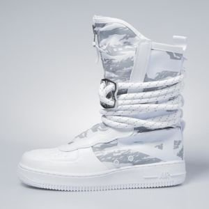 Nike sneakerboot SF AF1 High Premium white / white-white AA1130-100