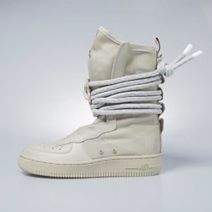 Nike sneakerboot SF AF1 High rathan / rathan - white AA3965-200