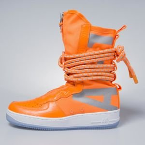 Nike sneakerboot SF AF1 High total orange / total orange AA1128-800