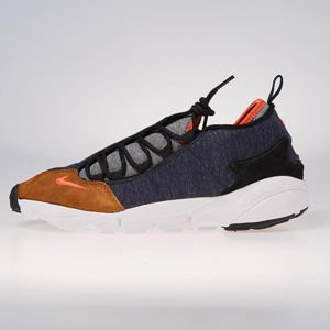 Nike sneakers Air Footscape NM obsidian / teamor