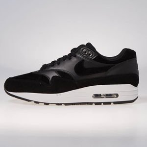 Nike sneakers Air Max 1 Premium black / chrome-off white