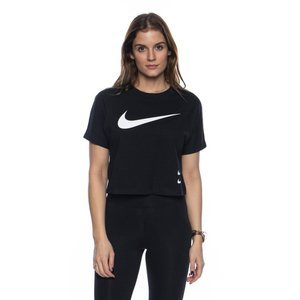 Nike women t-shirt NSW Swoosh Top SS black