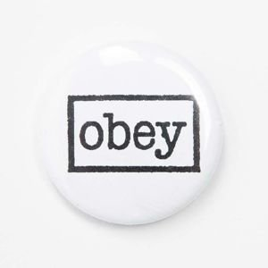 OBEY Pin multicolor