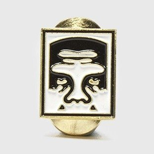 Obey Eighty Nine Pin white