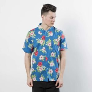 Obey Kane Woven Shirt navy / multicolor