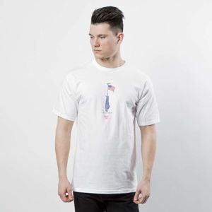 Obey Land Off Opportunity T-shirt white