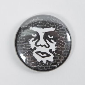 Obey Obey Face Pin