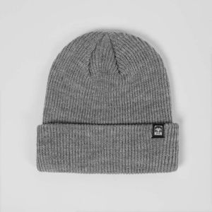 Obey Rugger 89 Beanie heather grey