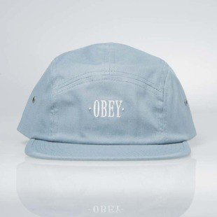 Obey Sonora 5 Panel Cap slate