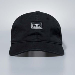 Obey Strapback Big Boy 6 Panel Hat black