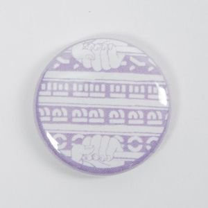 Obey Violet Pin