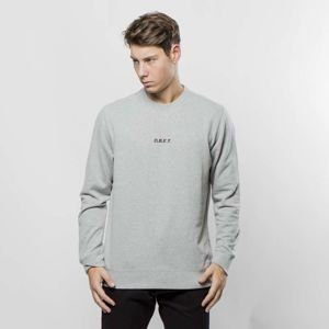 Obey sweatshirt Corsaire Crew heather grey