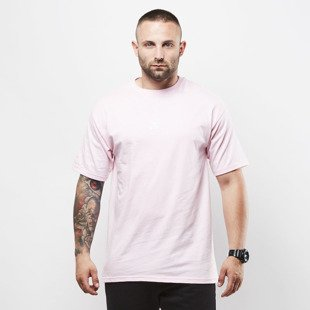 Obey t-shirt Obey Half Face pink