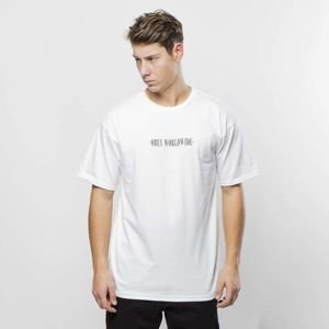 Obey t-shirt Obey New Times Worldwide white