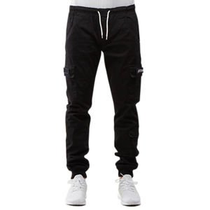 Pants Backyard Cartel Joggers Trench black FW2017