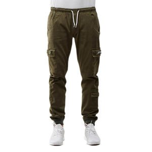 Pants Backyard Cartel Joggers Trench khaki FW2017