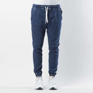 Pants Mass Denim Joggers Jeans Sneaker Fit Campus dark blue