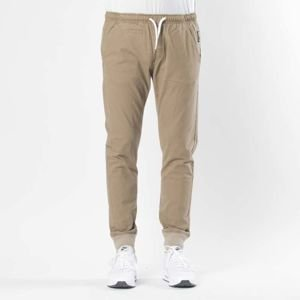 Pants Mass Denim Joggers Sneaker Fit Classics beige