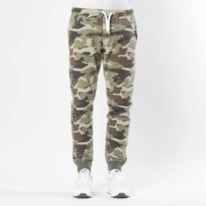 Pants Mass Denim Joggers Sneaker Fit Classics woodland camo